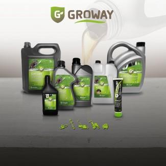 Nuevos lubricantes y aceites Groway